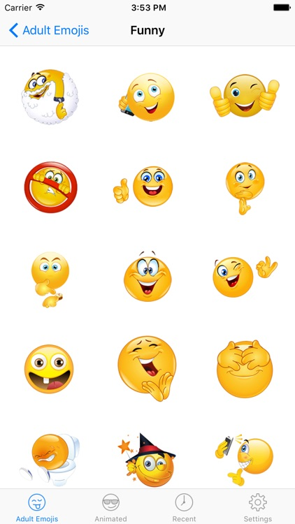 Sexual emoticons app iphone free
