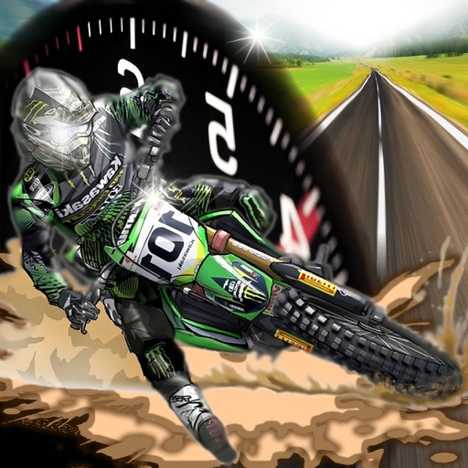 Crazy Motorcycle Champion : High-Speed Chase iOS App