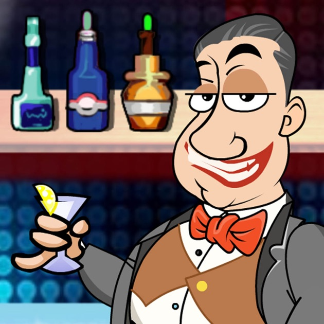 39 wine guy cocktail bartender drink mixing game 39 in de for App cocktail
