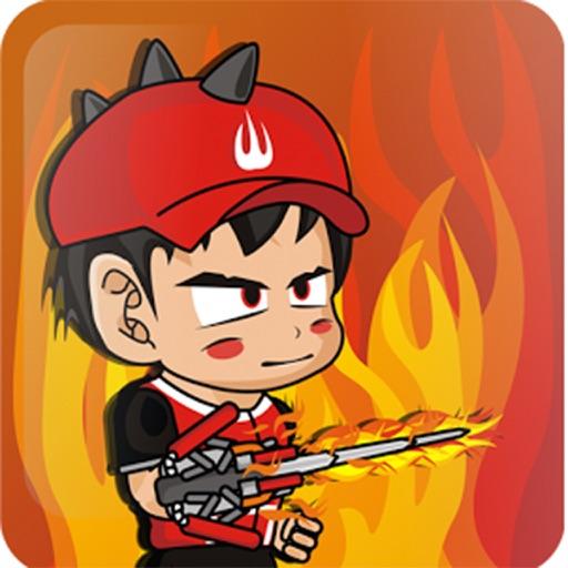 Run Boboy Angin Mission iOS App