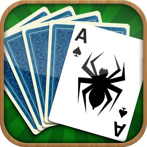 Spider Solitaire HD+ iOS App