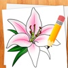How to Draw Flowers - Easy Lessons