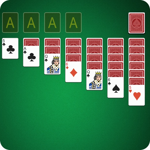 Free Solitaire HD+ iOS App