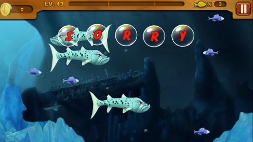 Fish Frenzy: Grow up Screenshot