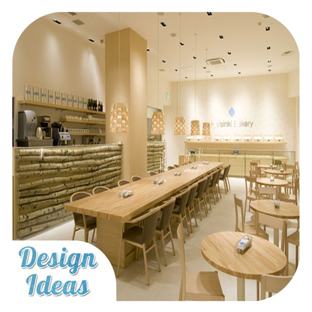 Coffee Shop & Bakery Design Ideas on the App Store