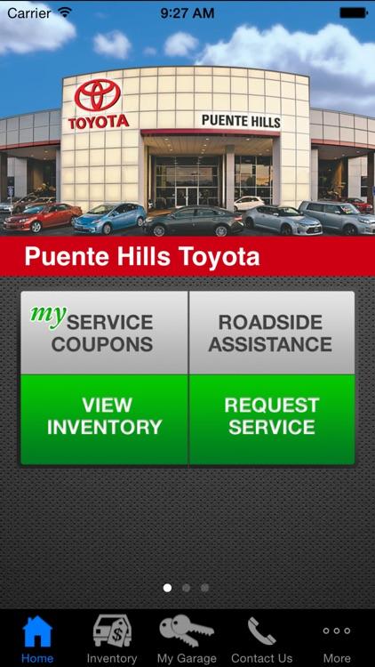 Puente Hills Toyota Screenshot 0