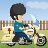 Полиция Велосипед Скорость Гонки Pro
