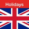 UK Holidays - Bank holidays and Notable days