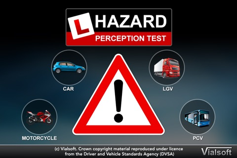 Hazard Perception Test Volume 1 screenshot 1