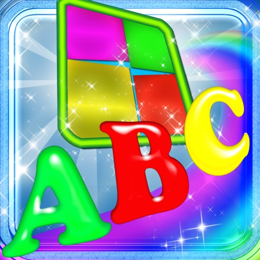 Memory Flash Cards English Alphabet iOS App