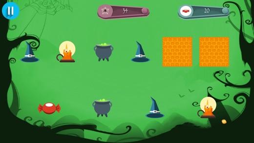 All Hallows' Eve Memory Games - Halloween Fever Screenshot