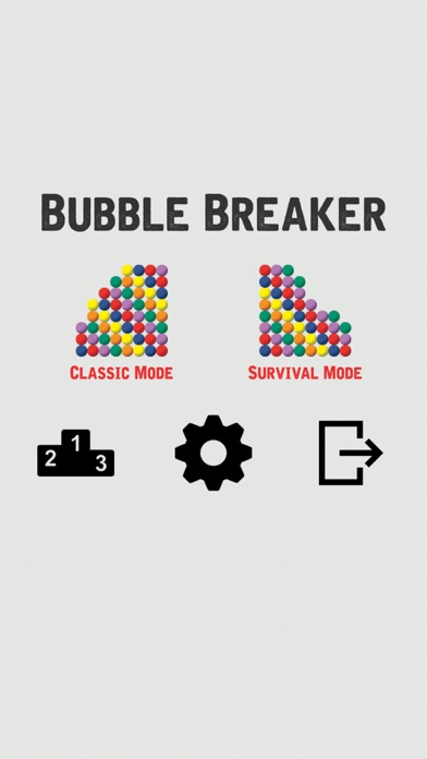 Bubble Breaker - Pegolandia Screenshot