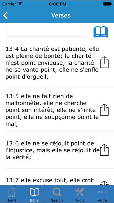 download La Sainte Bible en Français  par Louis Segond apps 2