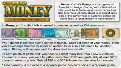 Reiner Knizia's Money screenshot1