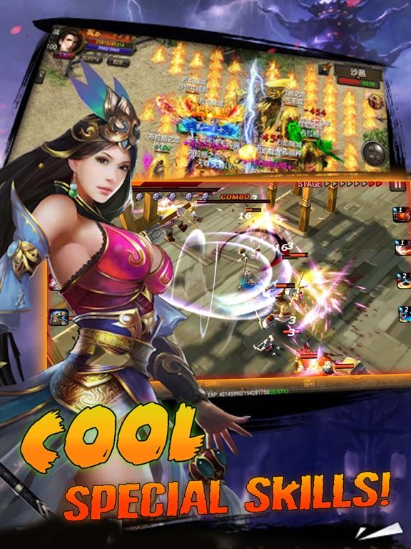 Killer Fighting - Devil Revenge Combat-ipad-2