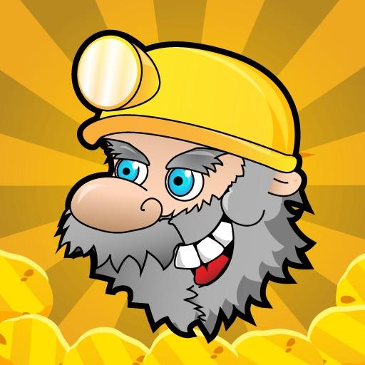 疯狂矿工鲍勃:Crazy Miner Bob HD【类黄金矿工】