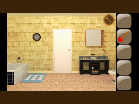 Escape Room Bathroom Level 1 you must escape on the app store