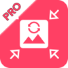 Photo Resizer Pro - image resize, convert, Crop, F