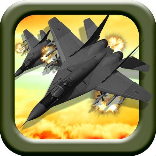 Aircraft Burning Combat iOS App