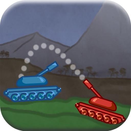 Pocket Tank Lite - Classic Tanks Battle Game iOS App
