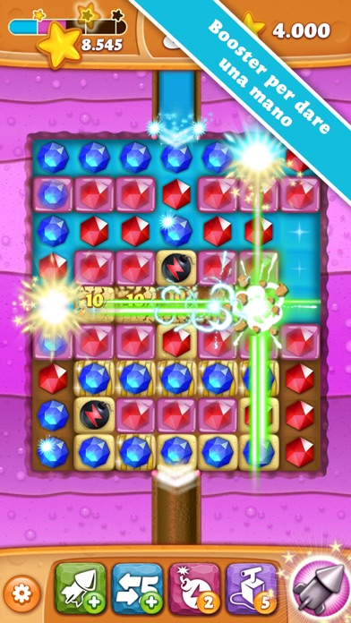 Screenshot of Diamond Digger Saga2