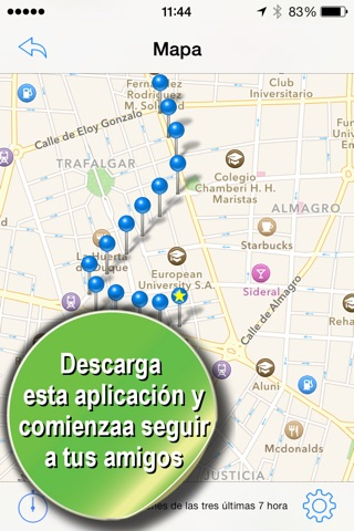 Phone Tracker for iPhones screenshot 3