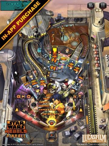 Star Wars™ Pinball 4 Screenshots
