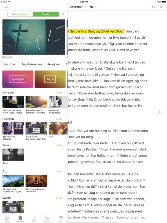 iPad-skjermbilde 3