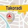 Takoradi 離線地圖導航和指南