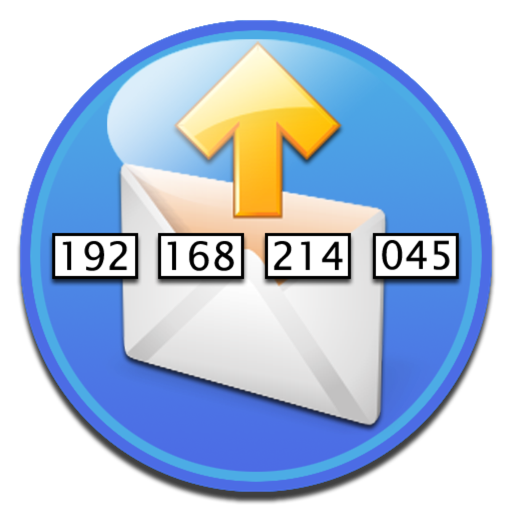 IP通知 for Mac