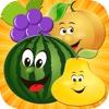 swipe fruit garden land fruit link 3 hd ages 8-11 fruit