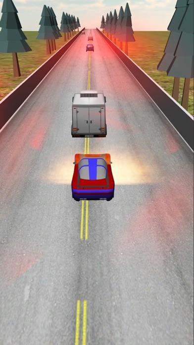レーシングカーの3Dのスクリーンショット4