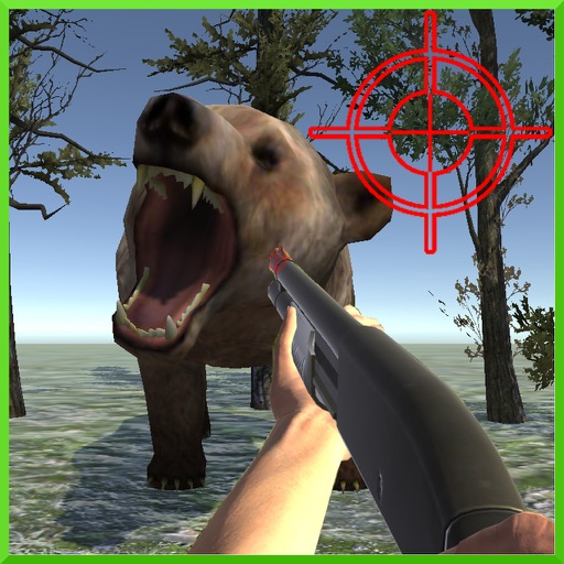 Bear Forest Hunting Patrol iOS App