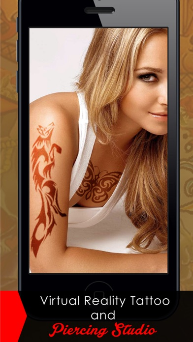 download Piercing & Tattoo Booth - Get Virtual Art Piercing apps 0
