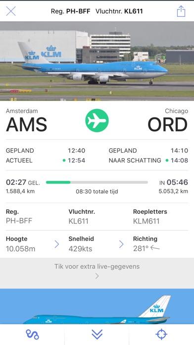 Plane finder flight tracker app voor iphone ipad en for Plane finder 3d