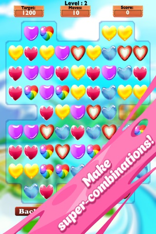 Cool Candy Match 3 Free-Best Games For Lovers screenshot 2