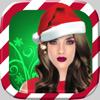 Juegos de vestir y maquillar para niñas - Navidad