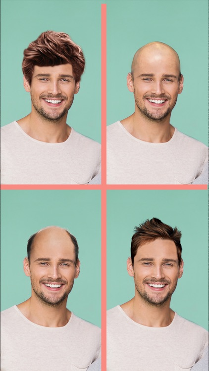 Hairstyle Changer hairstyle changer hottest hairstyles 2013 shopiowaus Men Hairstyles Make Me Bald Editor Trendy Hair Cut Changer