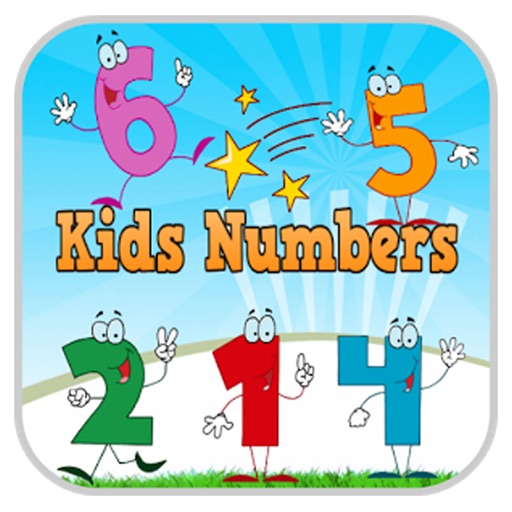Kids Numbers and Math Game iOS App