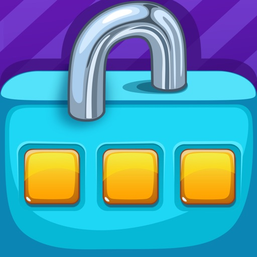 Pop the Lock & Crack the Security Pattern Code iOS App