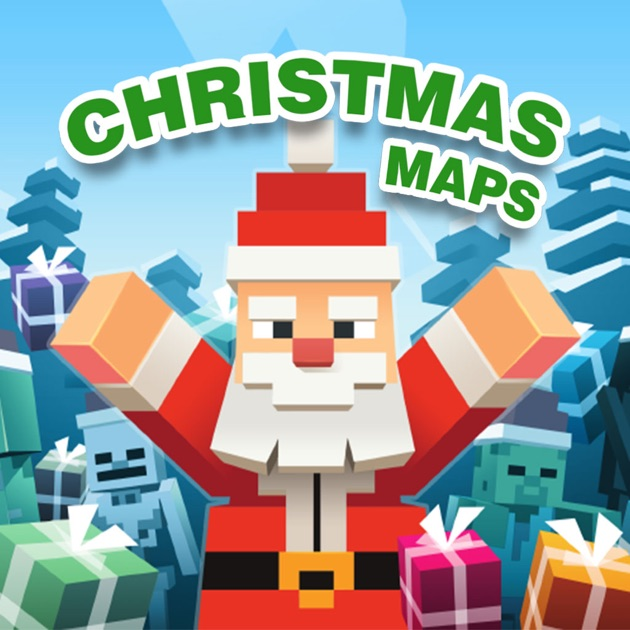 Christmas Map for Minecraft PE : Pocket Edition on the App Store