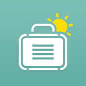PackPoint Packing List Travel Companion icon