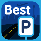BestParking - Find the Best Daily and Monthly Parking Garages & Lots in North American Cities & Airports icon