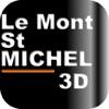 Le Mont St Michel 3D