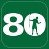 80BREAKR Best Golf Scorecard + GPS