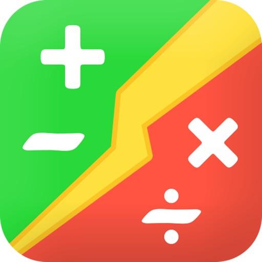 MathCraft - Math Duel Game 24 Points Match iOS App