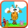 Paint Animal Baby Smart Version