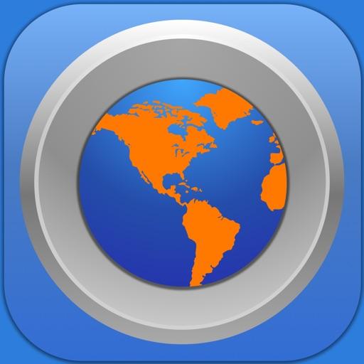 Map Match USA iOS App