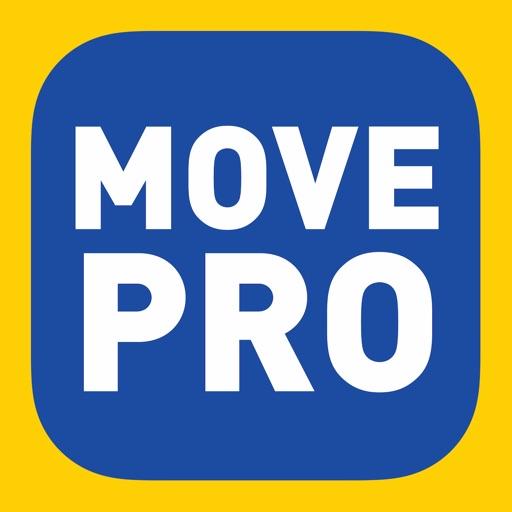Hilldrup Move Pro iOS App