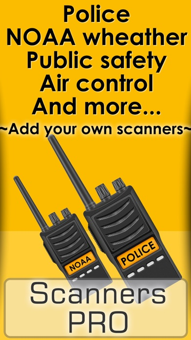 Police radio scanners - The best radio police scanner , Air traffic control , fire & weather scanner report from online  Screenshot